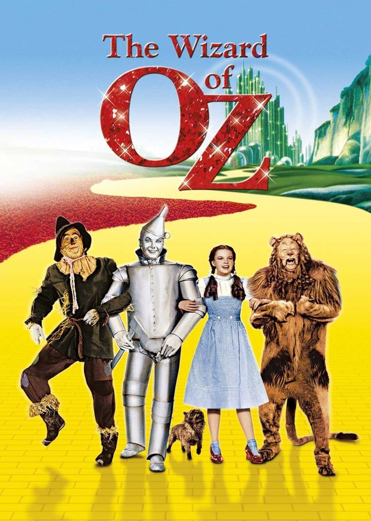 Free DOWNLOAD: The Wizard of Oz (1939) - HD