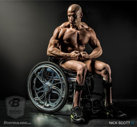 Bodies Of Work: Volume 1 - Nick Scott 20 - Bodybuilding.com.  I'm sorry, did you just say it's too hard? Stop making excuses for yourself.