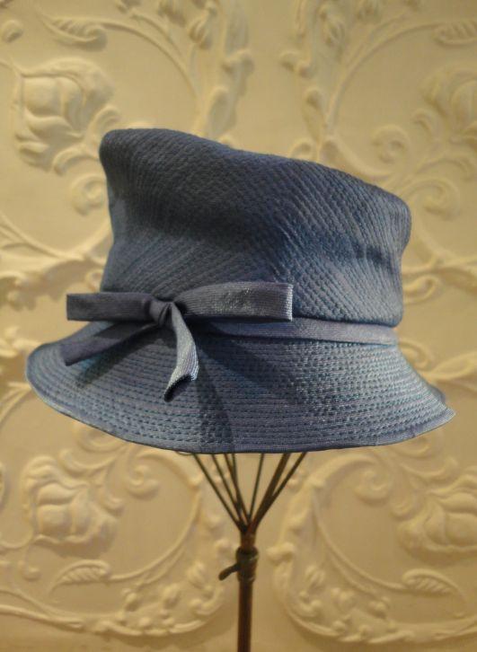 Classic, sleek and stylish. www.vintagehatsandaccessories.com