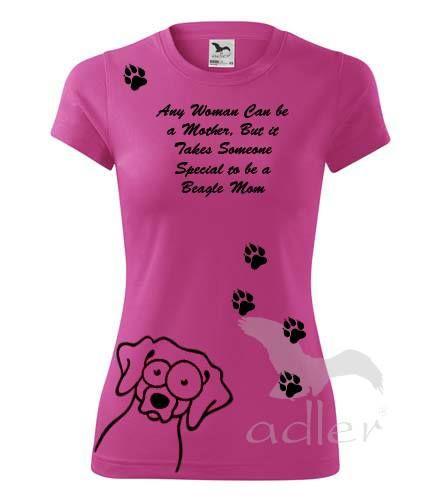 Egyedi beagle póló terv / Unique beagle t-shirt plan #beagle #beaglet-shirt