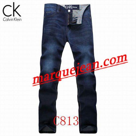 Vendre Jeans Calvin Klein Homme H0013 Pas Cher En Ligne.