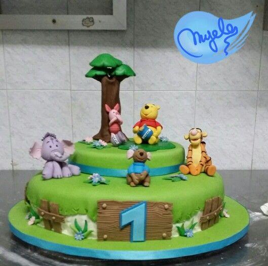 Torta Winnie Pooh!!