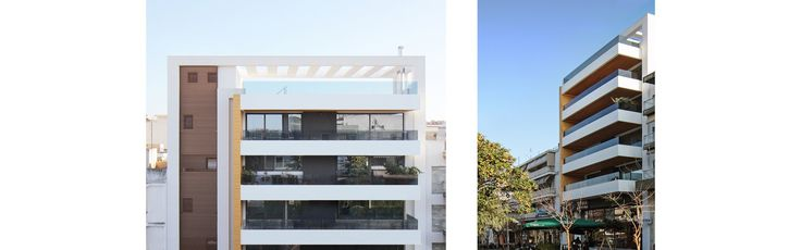 Retail and Apartment Building in Metamorphoseos Str. in Kalamaria - Thessaloniki