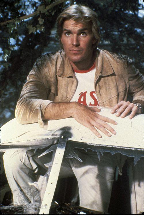 "Sam J Jones in Flash Gordon"""