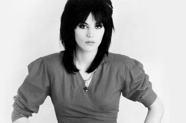 """Joan Jett announced that she will release her first album in more than seven years, """"Unvarnished,"""" on Oct. 1. 2013"""