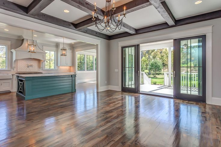 Is This The End Of The Open Floor Plan The Decorologist Open Floor Plan Kitchen Open Floor House Plans Open Concept Kitchen Living Room