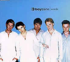 "For Sale - Boyzone Words Germany  CD single (CD5 / 5"") - See this and 250,000 other rare & vintage vinyl records, singles, LPs & CDs at http://eil.com"