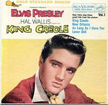 45cat - Elvis Presley - King Creole Vol 1 - RCA Gold Standard - USA