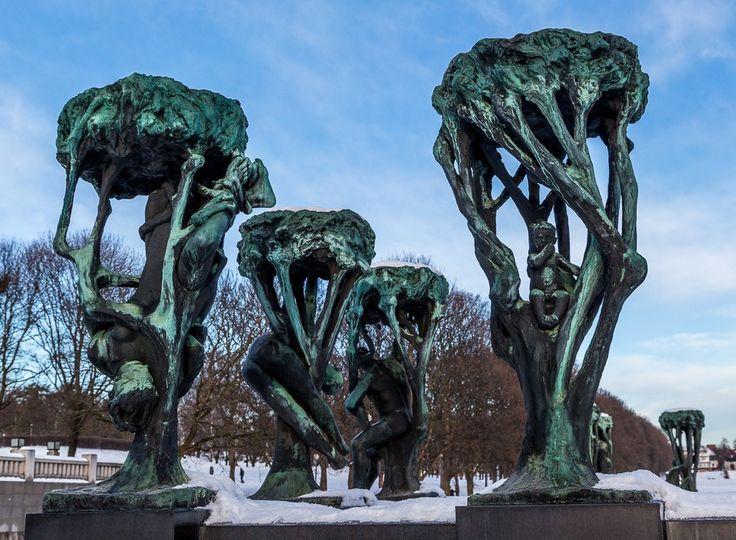 Image result for vigeland park