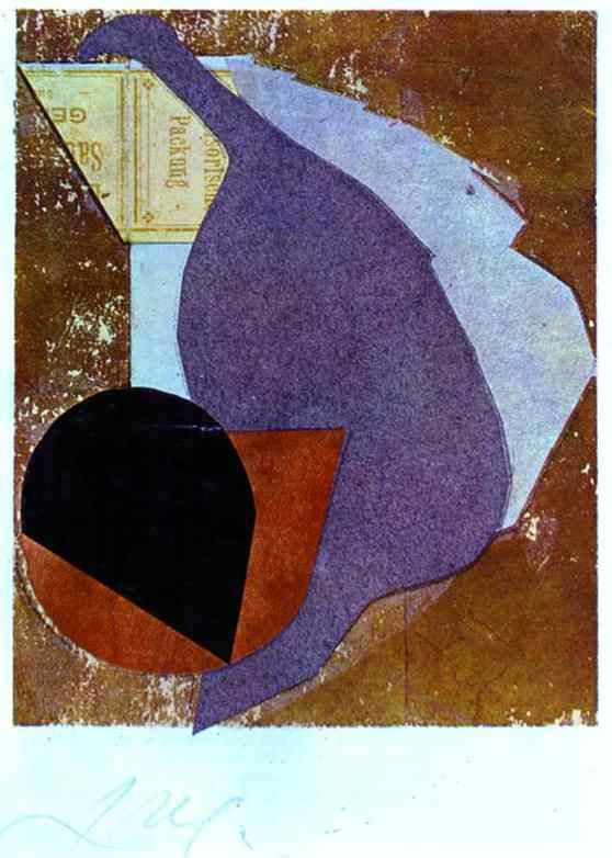 Before my Birth, 1914 Jean Arp - Dada - WikiArt.org