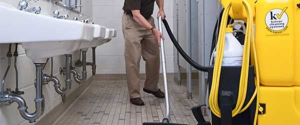 """Reclassifying hospital floors as """"critical"""" areas when it comes to cleaning"""