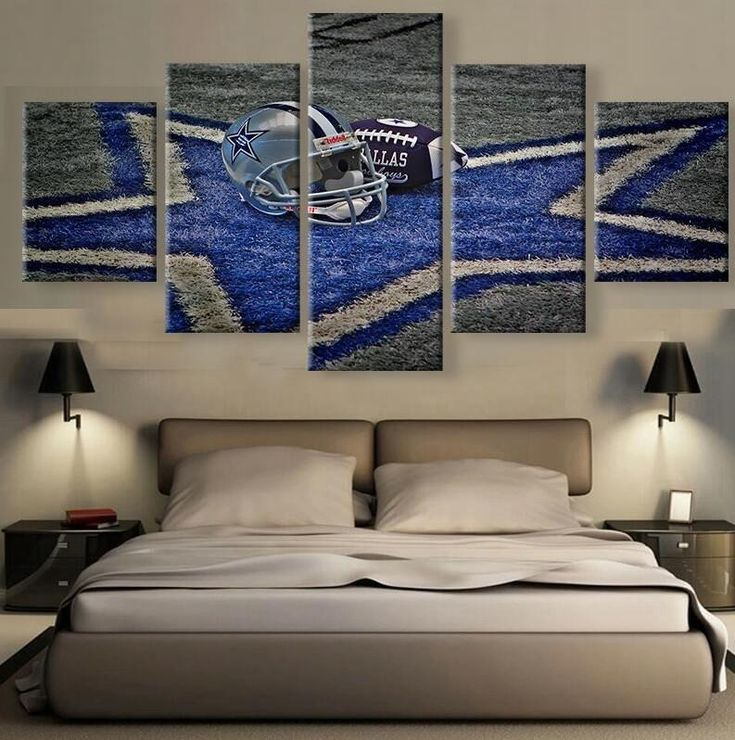 5 Panel Dallas Cowboys Canvas Prints Painting Wall Art Nfl: Best 7 Custom Sneakers By Vincenzo Ideas On Pinterest