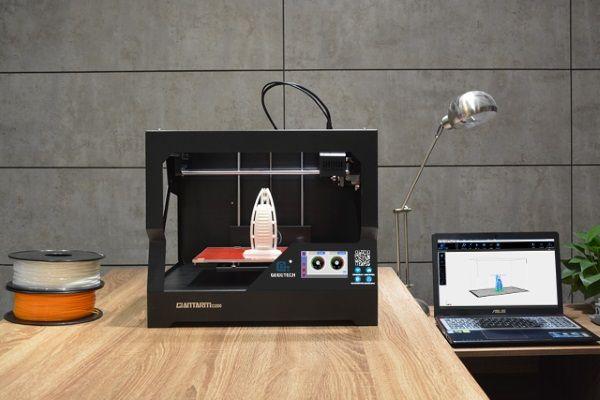 Introducing Geeetech's new cloud connected GiantArm D200 3D printer [VIDEO] | 3D Printing