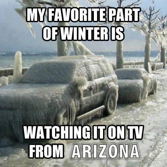 Arizona humor