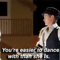 """When he danced with Ryan like this. 