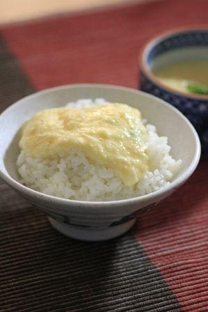 大和芋とろろ御飯-九州の郷土料理と簡単まかないレシピ