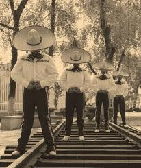 Charros de Jalisco (mexican cowboys)