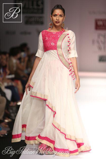 Vaishali S at Wills Lifestyle India Fashion Week 2013