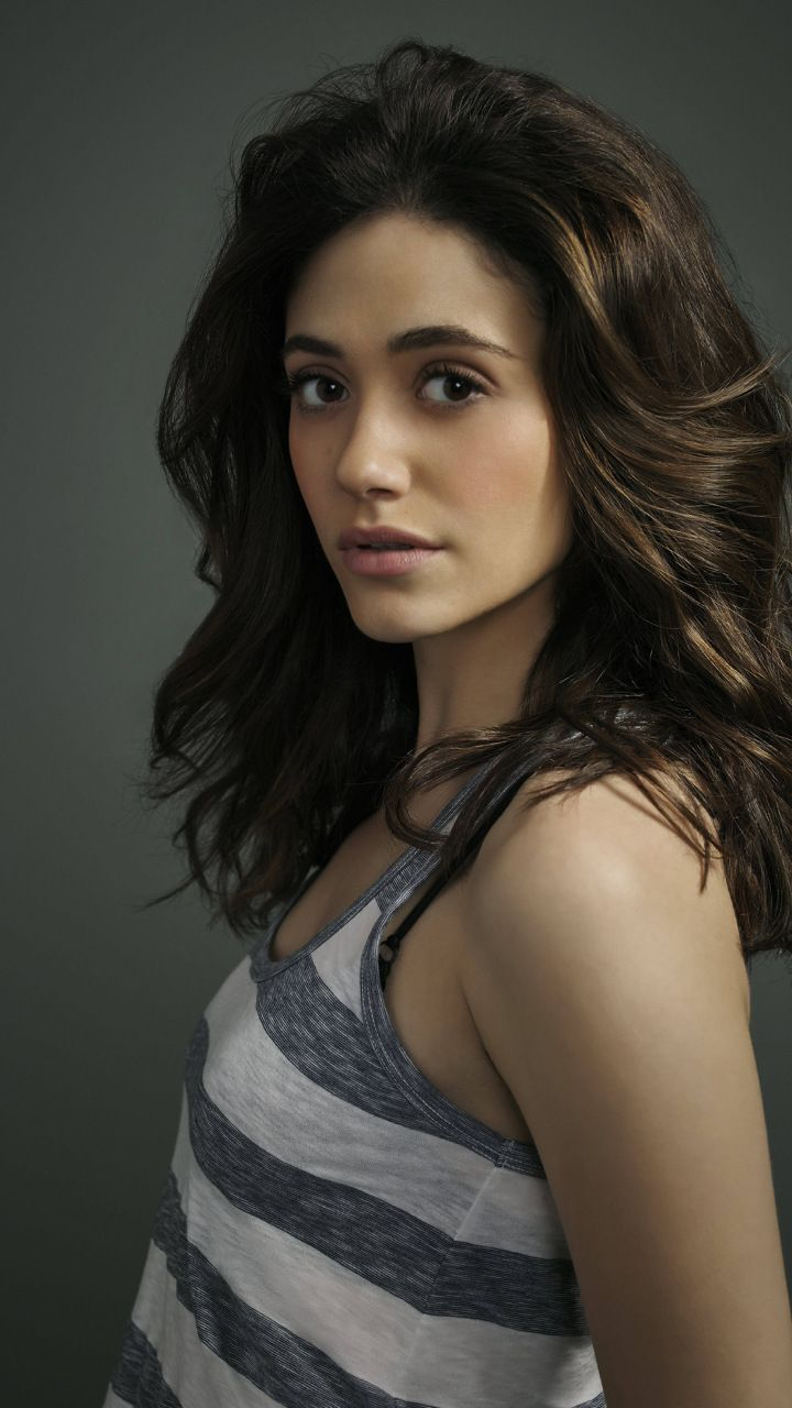Emmy Rossum Brunette Photoshoot 7201280 Wallpaper In 2019