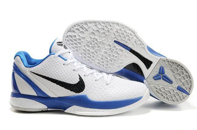 https://www.kengriffeyshoes.com/nike-zoom-kobe-6-white-blue-p-1029.html NIKE ZOOM KOBE 6 WHITE BLUE Only $80.68 , Free Shipping!