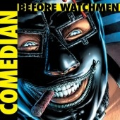 Before Watchmen: Comedian - finally started reading one of these series. I don't know what order they're all supposed to go in, but I guess I'll grasp it eventually.
