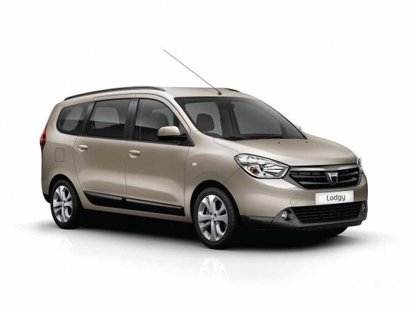 2013 Dacia Lodgy MPV