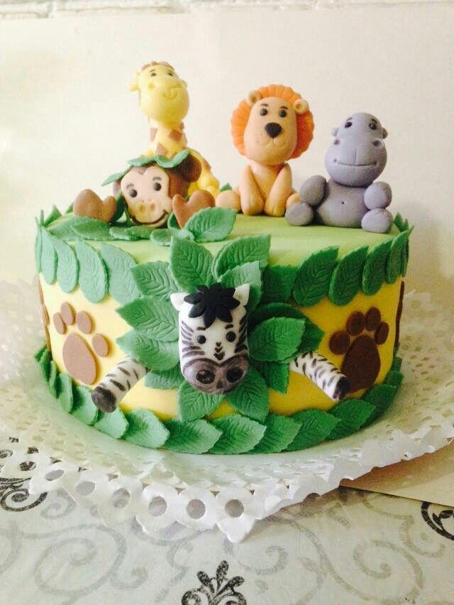 #Jungla #cake