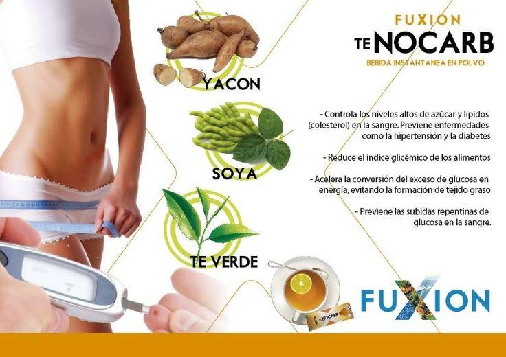 TE NOCARB: componentes y beneficios.