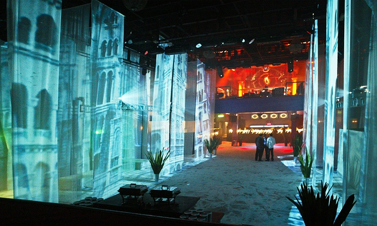'3D' Projecties voor Lord of the Rings