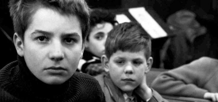 Los 400 Golpes (Les Quatre Cents Coups, 1959).