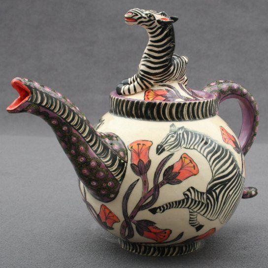 46 best Ceramic tea sets images on Pinterest | Ceramic teapots ...