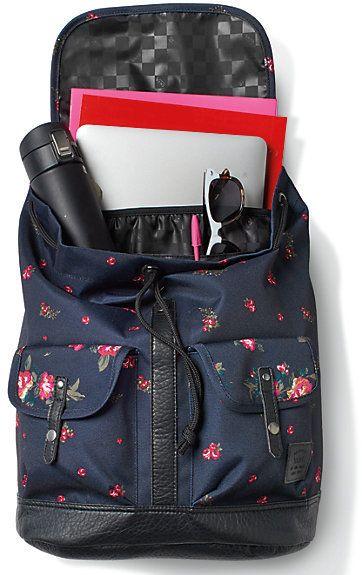 Vans Lean In Backpack - ShopStyle Women