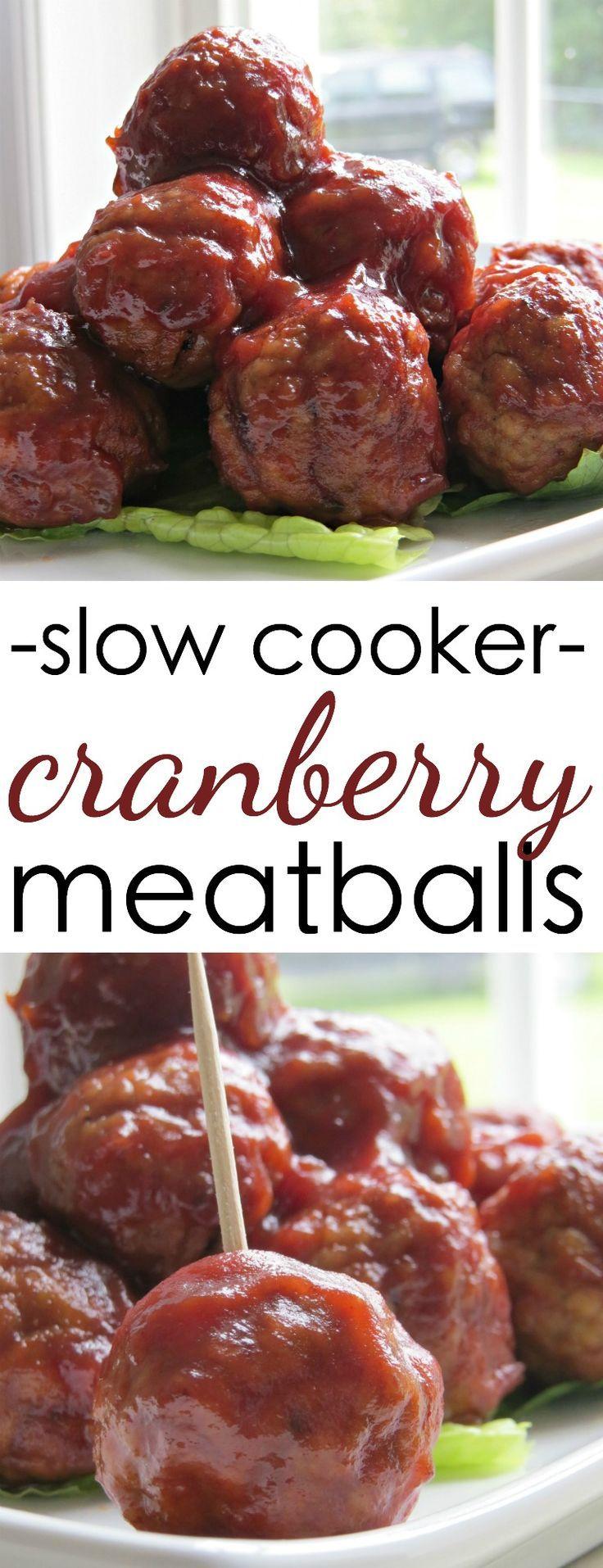 1000+ Ideas About Cranberry Meatballs On Pinterest