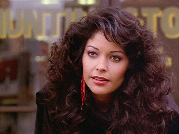 "Apollonia Kotero in ""Purple Rain"""