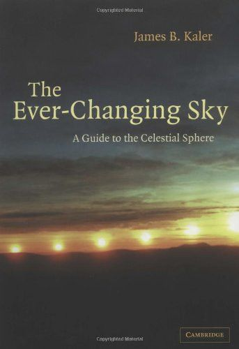 The Ever-Changing Sky: A Guide to the Celestial Sphere