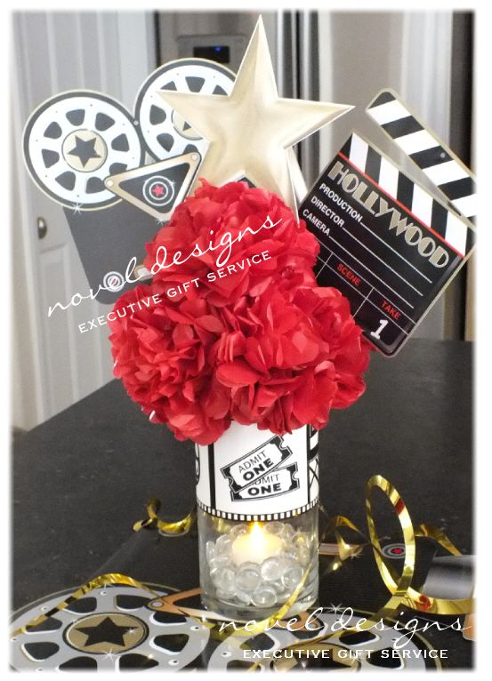 Retirement party tables retirement party decorating ideas - Best 25 Hollywood Decorations Ideas On Pinterest Oscar