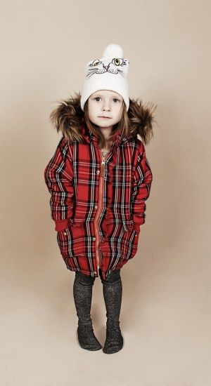Mini Rodini AW12 Eye of the Tiger Collection