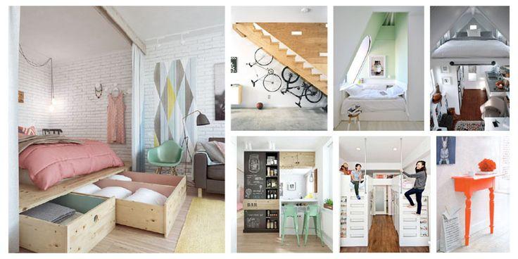 25 beste idee n over lades onder het bed op pinterest for Inrichting kleine woning