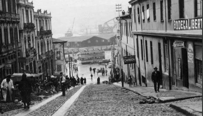 Calle Carampangue