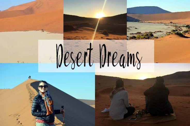 Desert Dreams   Sossusvlei