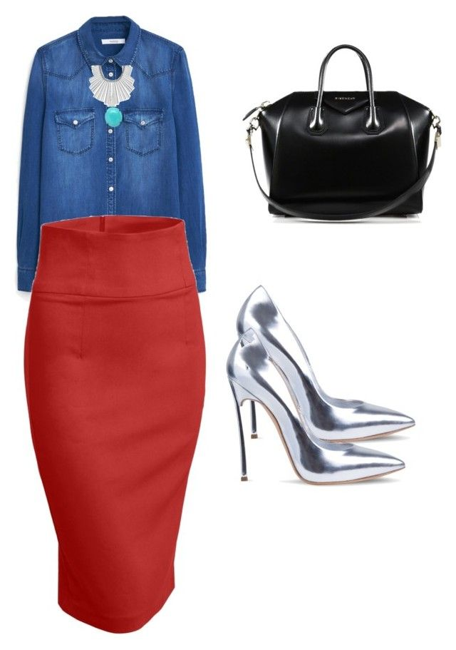 """""""Untitled #120"""" by damarislondon on Polyvore featuring MANGO, LE3NO, Casadei, Givenchy, Lucky Brand, Malaika, women's clothing, women's fashion, women and female"""