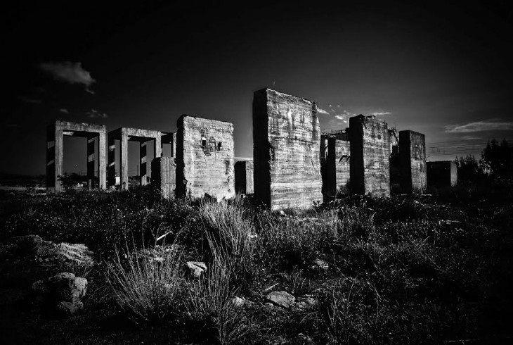 Unfinished: come si raccontano i beni confiscati e le opere mai finite - di Fulvio Rocco de Marinis