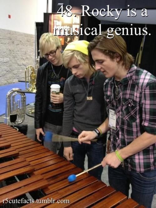 Don't want to be to judgmental because I love R5, but he's choking up on the mallets too much, and and not holding the mallets correctly.