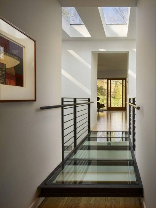 What a cool place! seidenberg house   bridge ~ metcalfe architecture & design