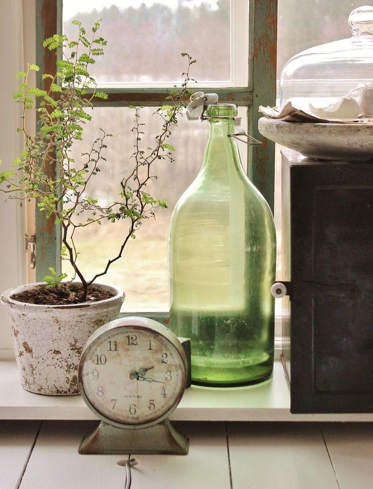 26 Windowsill Decoration Ideas: 107 Best Decorative Window Decor Ideas Images On Pinterest