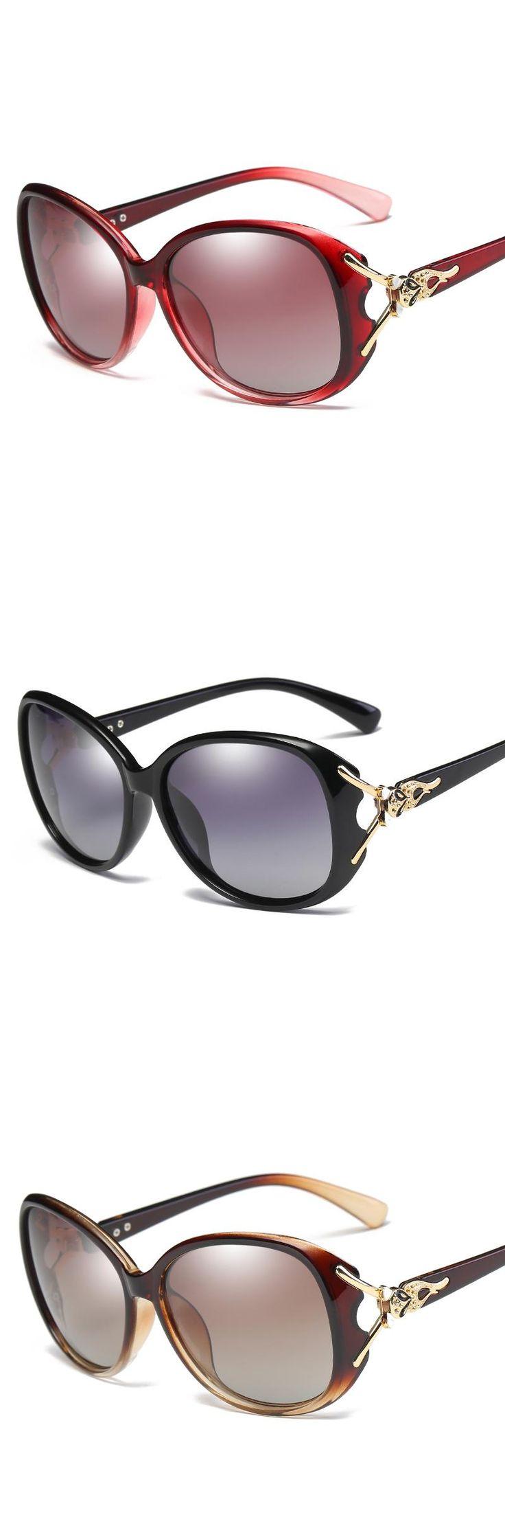 YAYA Fashion Big Frame Polarized Sunglasses Women Brand Designer Driving Sun Glasses Gafas De Sol Mujer