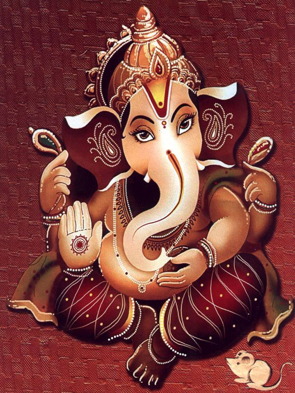 Blessing Ganesha More