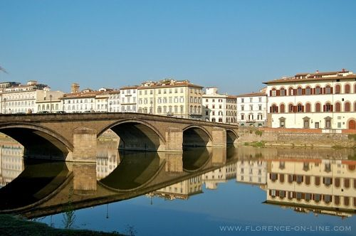Ponte alla Carraia : Florence On Line