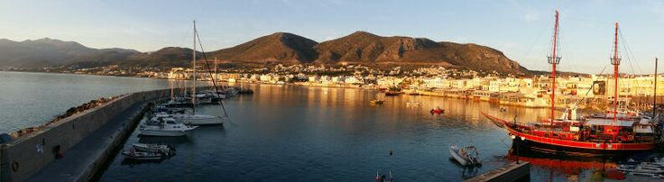Good Morning From #Hersonissos #Crete #Greece