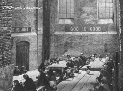 Workhouse Dining Hall. An interestingly informative website about workhouse locations, including the Poplar worksite.